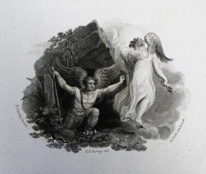apocalypse_35-_the_loosing_of_satan-_revelation_cap_20_v_7-_burney-_phillip_medhurst_collection